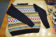 ②セーター