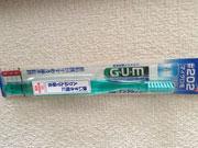 ②歯ブラシ